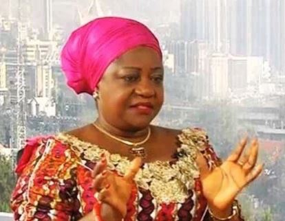buharis spokesperson lauretta onochie busted using fake photos to lie against atiku abubakar - On Atiku going to court: After being scammed by politicians, clerics, traditional groups, etc, its the turn of lawyers – presidency