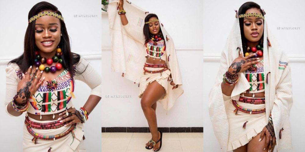 cee c steps out looking so gorgeous as she rocks a fulani attire for an event in lagos - The Difference Between Being Liked And Being Valued – Former BBNaija Housemate, Cee-C.