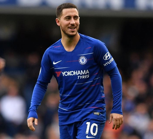 chelsea to be dealt huge blow as real madrid reportedly agree terms with eden hazard - Chelsea vs Wolves: Golden Boy Hazard's Late Strike Secures A Draw For The Blues