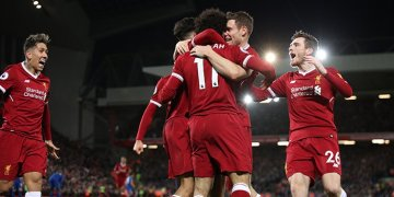 Liverpool Continue Unbeaten Run With Victory Over Bournemouth