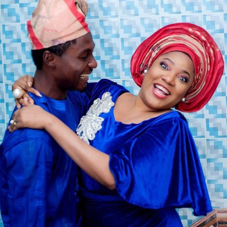 more drama as toyin abrahams manager fires back at her ex husband over divorce papers claim - Toyin Aimakhu's ex-husband Adeniyi Johnson talks about his broken marriage