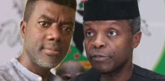 Omokri and Osinbajo