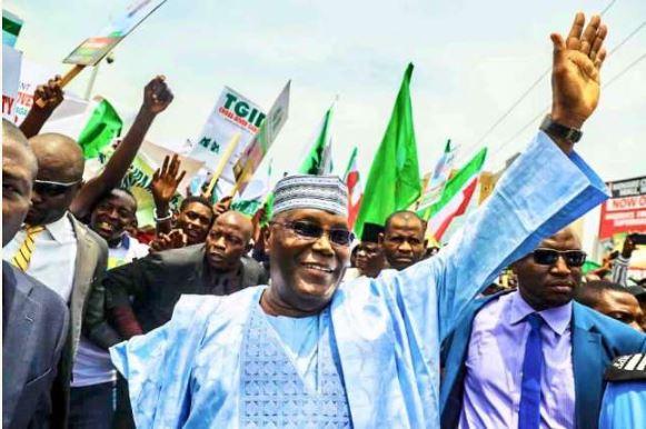 Atiku Reacts As PDP Wins Adamawa State