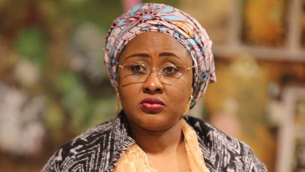 what aishas statement tells about buharis government atikus group blows hot - My husband will do his best – Aisha Buhari assures