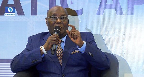 atiku - Atiku: Why voters have failed to turnout for governorship and House of Assembly elections