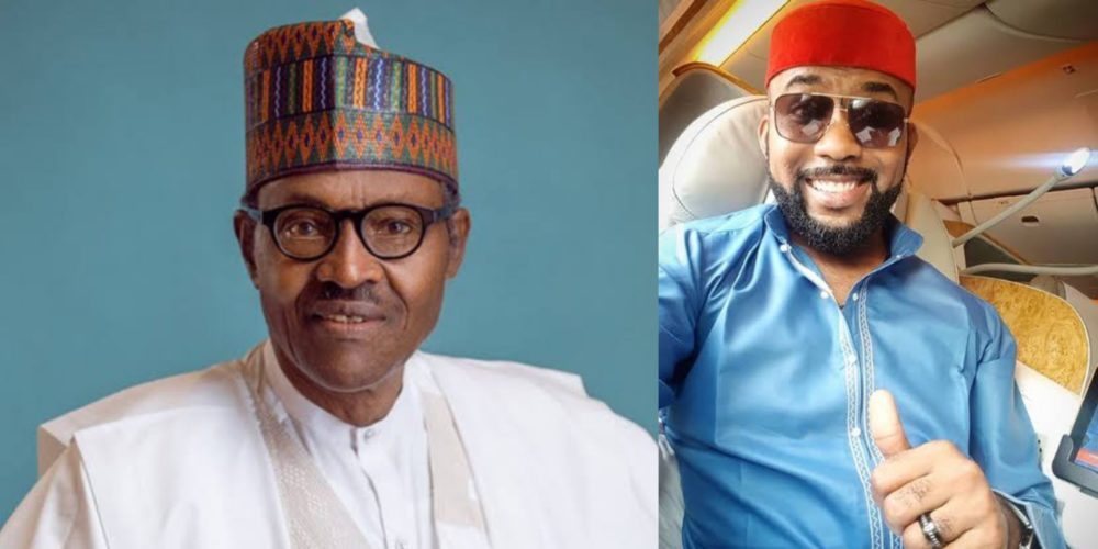 banky w collected n57million from buhari woman claims - #EndSars#: Banky W's Letter To Buhari, Ambode, Jide Sanwo-Olu, and Osinbajo Over The Killing A Young Nigerian By SARS Is Everything