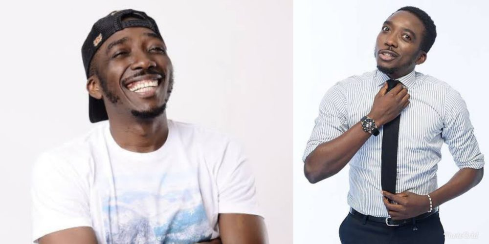 dont believe everything you see online nigerian comedian bovi says as he wishes fans happy new year video - You ain't shit!!! Toke Makinwa comes for Comedian, Bovi