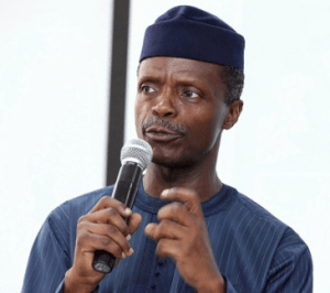 "fake news about me hanging out with strippers almost crashed my marriage vp osinbajo - ""What Would Happen If I Had Died"" – Vice President, Yemi Osinbajo"