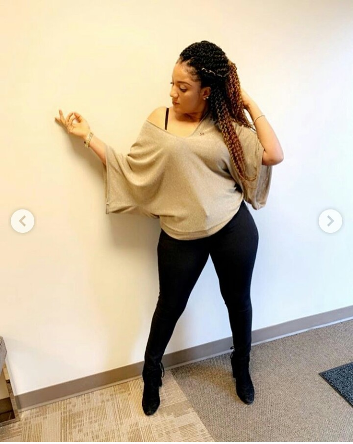 gifty blasts deadbeat fathers in new instagram post - BBNaija's Gifty reacts to Oge Okoye's trending deliverance video