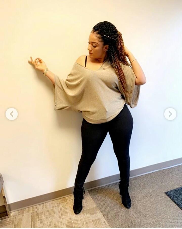 BBNaija's Gifty reacts to Oge Okoye's trending deliverance video