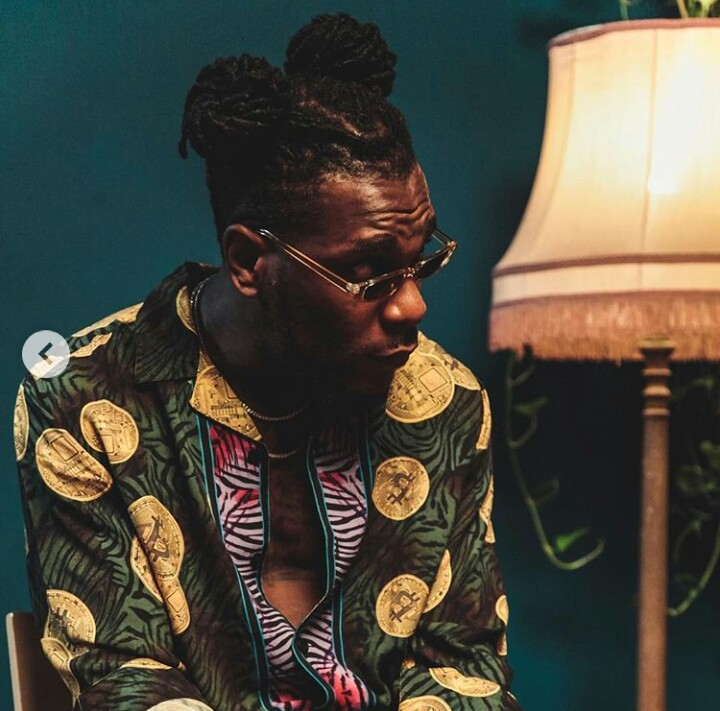i watch old nollywood films burna boy opens up ay reacts - 'I feel sorry for Nigerian artistes with international deals' – Burna Boy's shocking revelation
