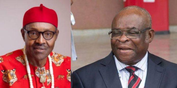 Buhari accepts Onnoghen's voluntary retirement
