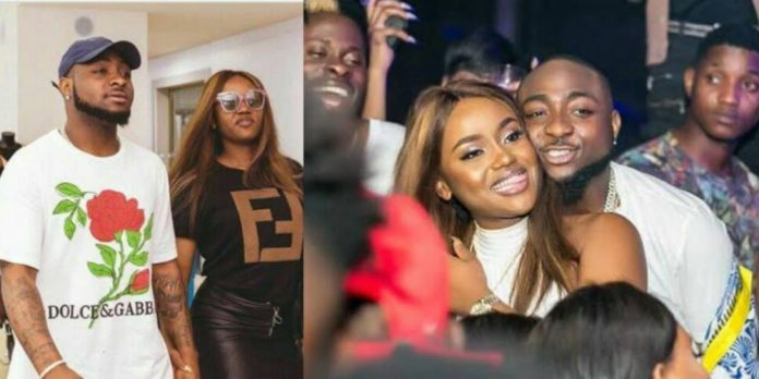 Singer Davido Tells Fan He Plans To Marry His Girlfriend Chioma