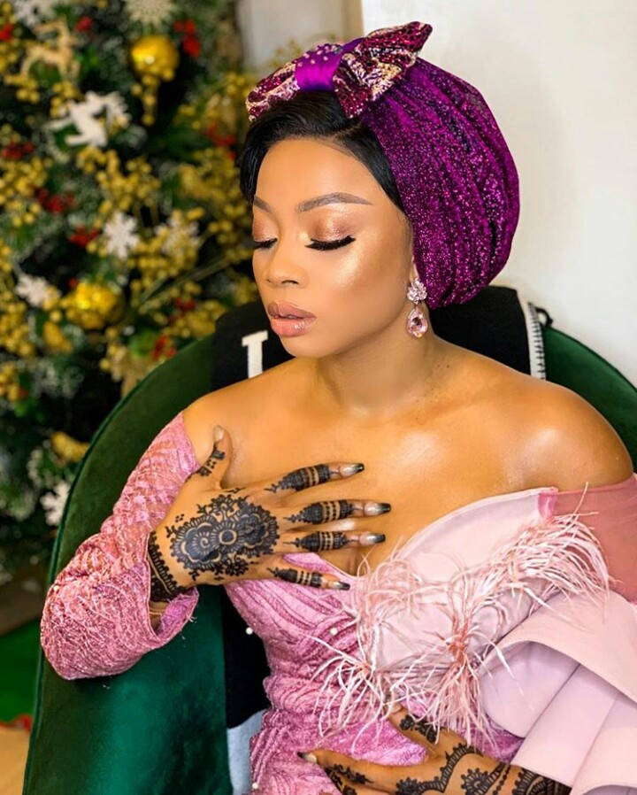 toke makinwa discloses a non sexual thing that turns her on - iI hope we all appreciate Goodluck Jonathan Now – Toke Makinwa speaks on election violence