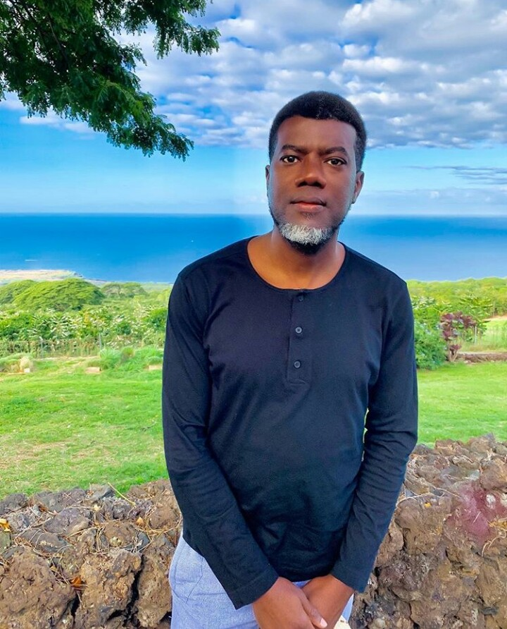 """use the 10yearschallenge to show your achievements and not how your butts have increased reno omokri says - """"If You don't vote, you have a Powerless Voters card"""" – Reno Omokri"""