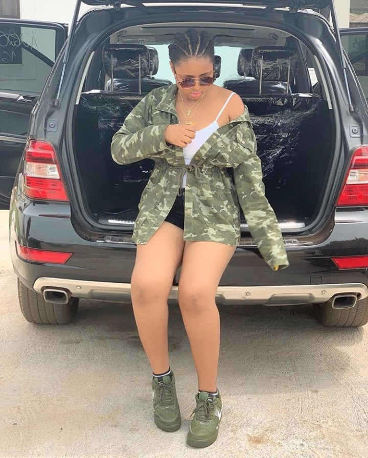 0 IMG 20190216 130147 190 - Regina Daniels new photos will definitely heal your soreness from disappointment over election postponement