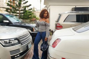 Nothing beats having your own money, Linda Ikeji says she worries about which of her 4 expensive cars she'll use today