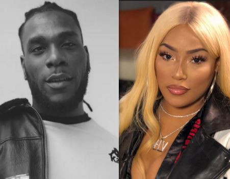 1 10 - Burna Boy shows off his first ever Valentine's day gift