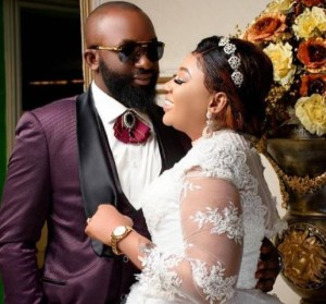 1 29 - See photos from the wedding of actress Maryam Charles and Mohammed Adebola Sulyman