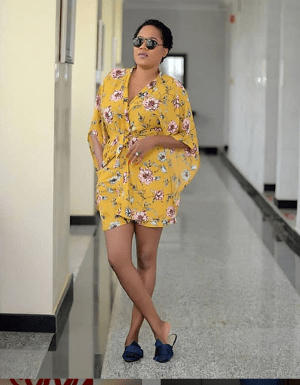1 64 - 'Have enough courage to love once more' -Toyin Aimakhu