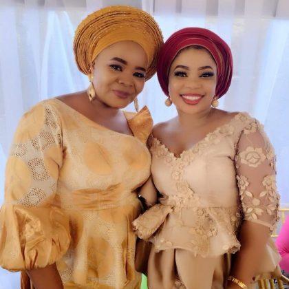 2 2 - See photos of actress Tawa Ajisefinni as she ties the knot in Ibadan
