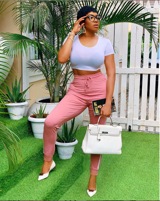 3 13 - These new photos of Chika Ike is all you need to see today
