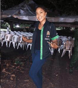 3 16 - Femi Adebayo, Tiwa Savage, others pictured at their polling units