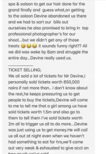 5 8 - You guys are scammers – Beauty queen calls pageant organizers out