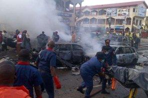 #NigeriaDecides: Explosion in Maiduguri