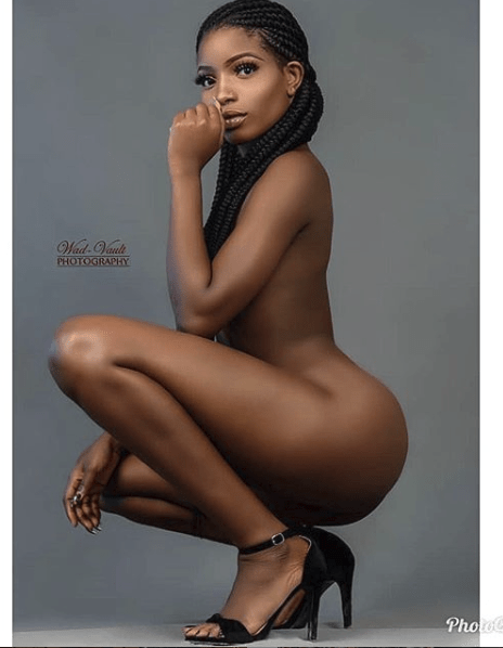 Screen Shot 2019 02 22 at 2.14.52 PM - Nigerian 'World's Greatest Nudist' goes completely naked in birthday photos