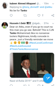 Screenshot 20190227 1140262 - 2019 Presidential Election: See What Nigerians Are Saying About Atiku's Rejection of Result