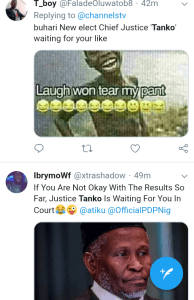 Screenshot 20190227 1140432 - 2019 Presidential Election: See What Nigerians Are Saying About Atiku's Rejection of Result
