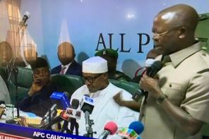 Was APC Right To Air Their Caucus Meeting On Live TV??? See What Nigerians Are Saying