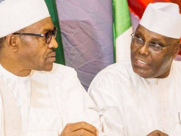 atiku and abubakar - Nigerians are tired of your incompetence and blame game, get set to meet Atiku in court – PDP to Buhari