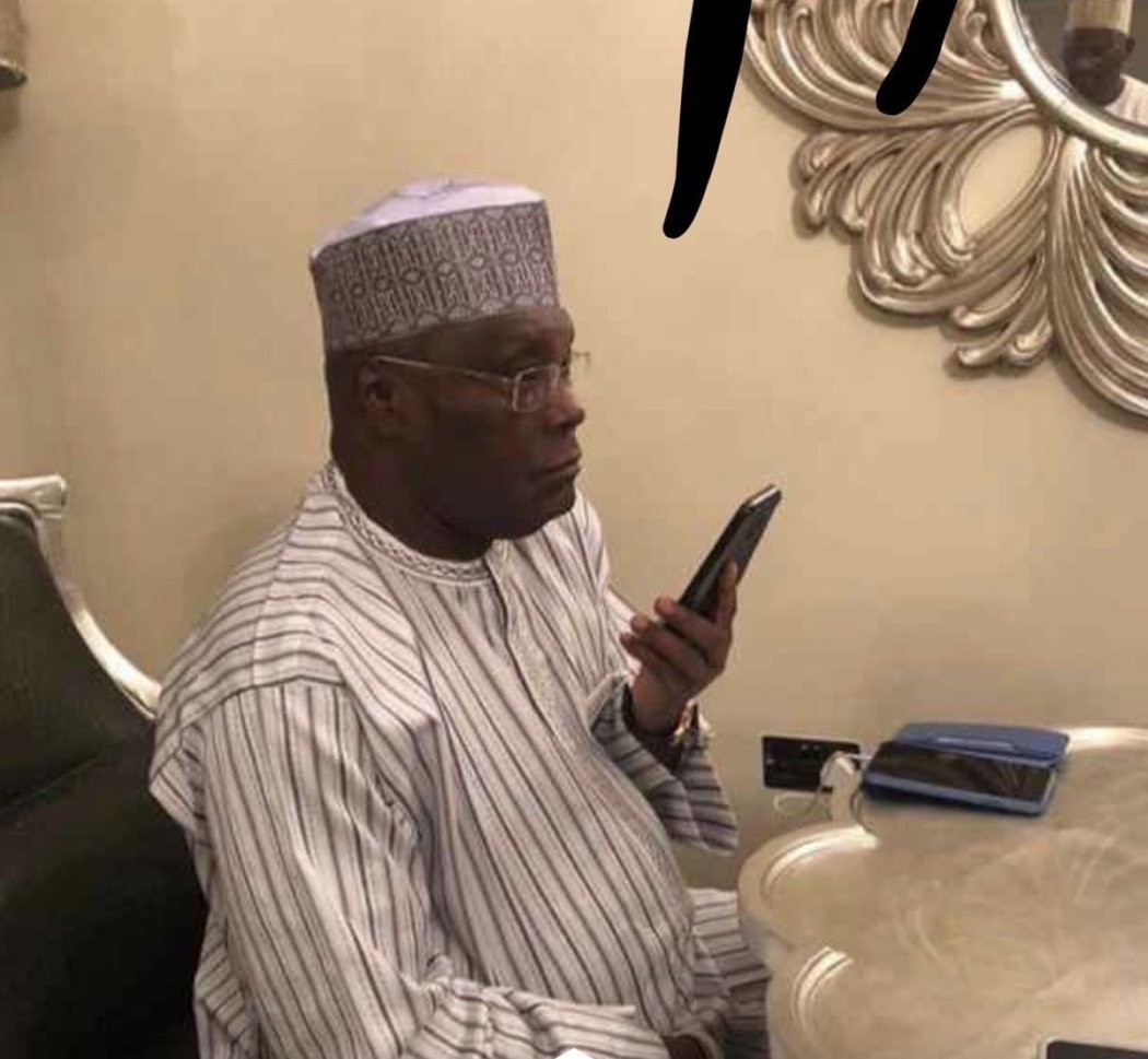 atiku - Breaking: INEC denying Atiku access to election materials – PDP