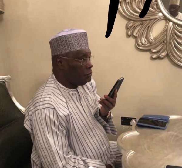 atiku - What Nigerians are saying after a Gofundme account was created to help Atiku raise legal fees to fight Buhari in court