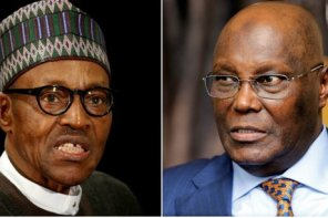 #NigeriaDecides: Buhari not sure of Aisha's loyalty, peeps to confirm who she voted him or Atiku