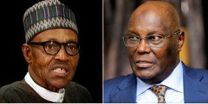 collage buhari atiku nigeria - #Nigeria Decides: Buhari Bounce Back With Yobe