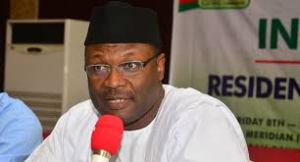 download 41 - RESPECT THE LAWS OF THE LAND, INEC CHAIRMAN TELLS BUHARI