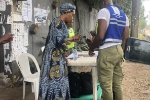 What Senator Oluremi Tinubu Said After Casting Her Vote Today Would Inspire You As A Nigerian