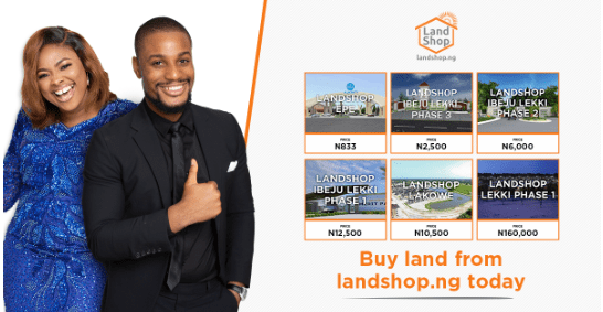 1 43 - Buy Land from as low as N833 per sqm across various cities in Nigeria