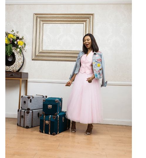 2 34 - [Photos]: Betty Irabor releases beautiful new images as she turns 62