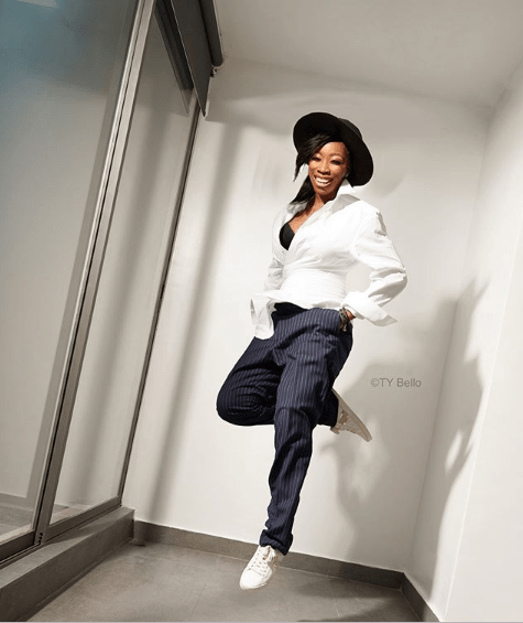 5 4 - Gorgeous photos of rapper, Emem Ema as she turns 40 Today