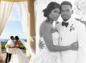 5c866ed430616 - So beautiful! Chance The Rapper shares more stunning photos from his wedding