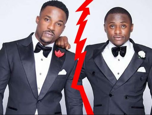 5c86e2f0e11a3 - 'You will eat your words soon' – Ubi Franklin replies Iyanya