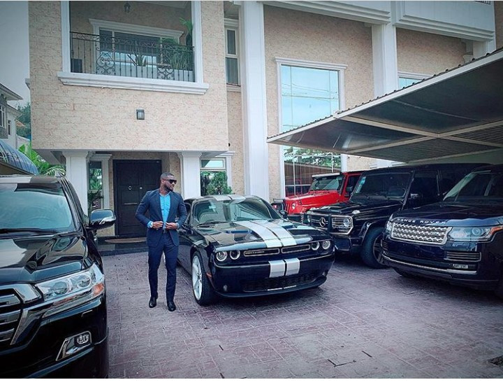 5c8a56e517567 - Boss! See the photo Peter Okoye just posted online