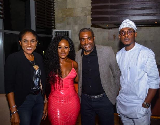 5c97639175e24 - [Photos]: Tobi and Cee-C spotted at a party together