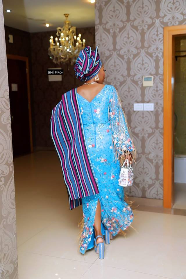 5c98abb30d2a9 - [Photos]: Mo Abudu's exquisite look to her daughter's wedding is a must see