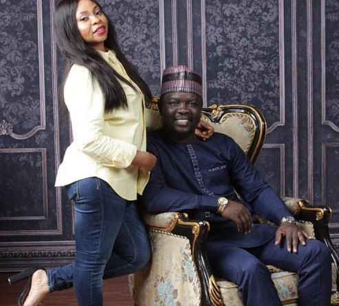 5c9b7ae047372 - 'We have seen the good, the bad and the ugly' – Comedian Seyi Law and wife celebrate their 8th wedding anniversary
