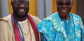 Seyi Sodimu loses dad